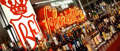 Floridita - La Habana, Cuba.