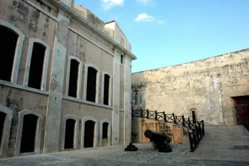 Fortaleza en La Habana, Cuba
