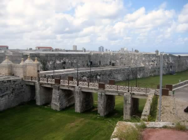 San Carlos de La Cabaña Fortress - Havana, Cuba