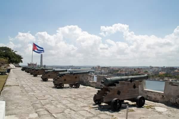 Fortaleza de San Carlos de la Cabaña, La Habana