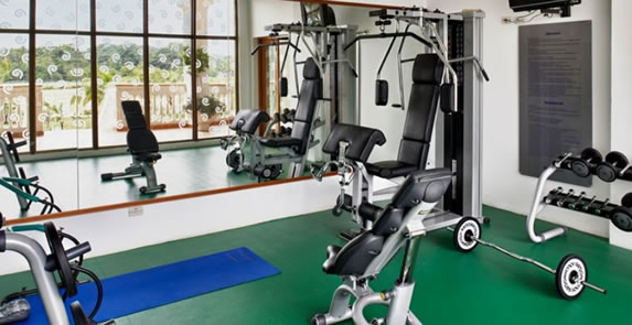 Quinta Avenida hotel gym