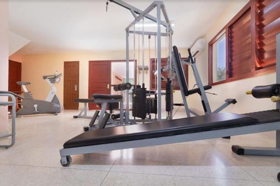 Roc Barlovento hotel gym