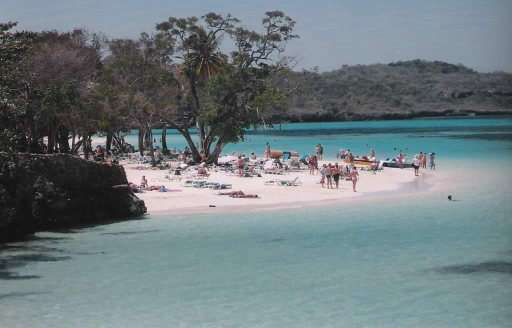 Playa Guardalavaca, Holguin, Cuba