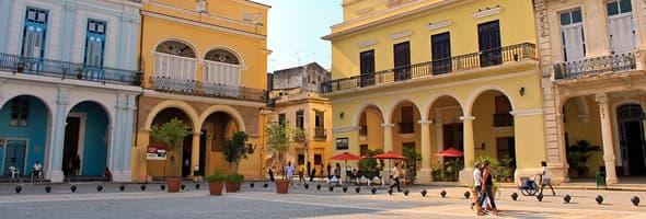 La Habana Vieja - Centro Histórico de la ciudad