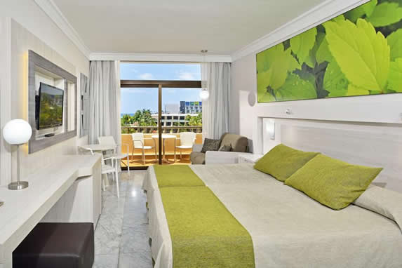 Habitación standard del hotel