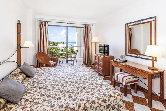 Classic room at the Melia Varadero hotel