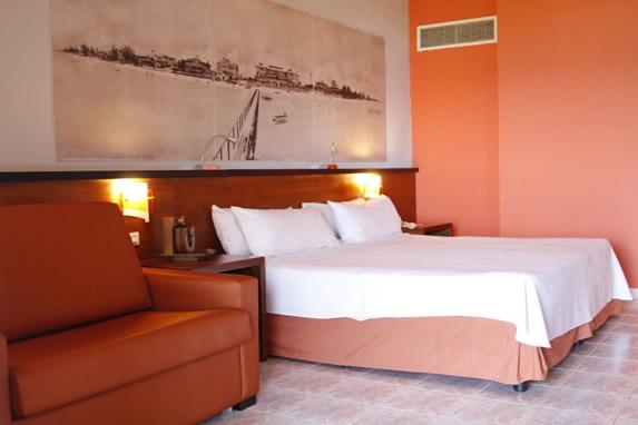 Arenas Blancas hotel room