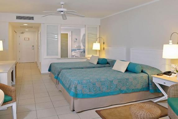 Double room at the Melia Marina Varadero hotel