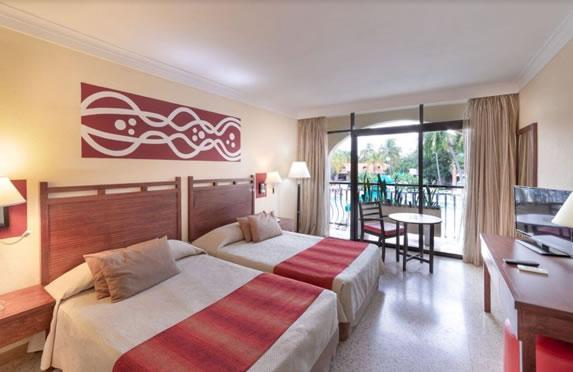 Hotel Balcony Room