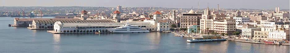 Havana Cruise Terminal, Big Banner