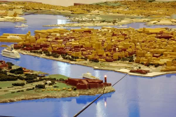 Havana, Cuba - Havana's Scale Model