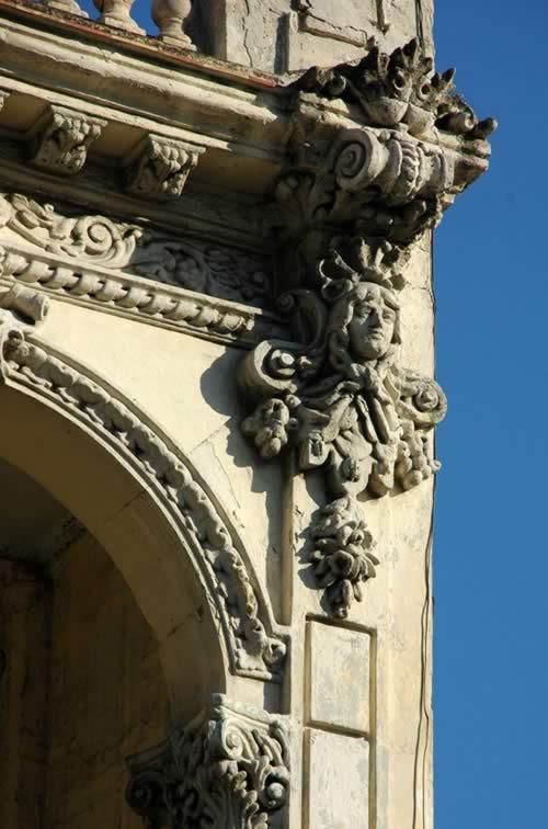 Detalle de arquitectura, La Habana, Cuba