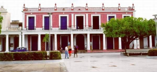 Historical Museum of Holguin, Cuba