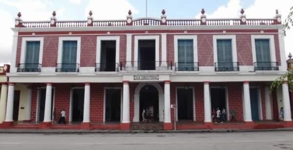Museo historico de Holguin