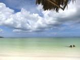 Beach at the hotel Iberostar Ensenachos Spa Suites