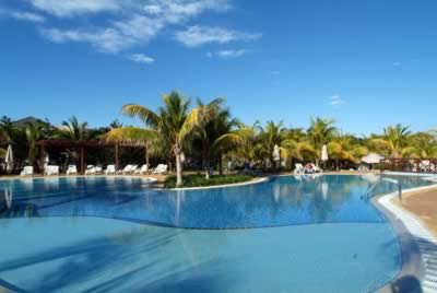 Pool of hotel Iberostar Ensenachos Spa Suites