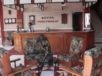 Hotel Encanto Vueltabajo Lobby