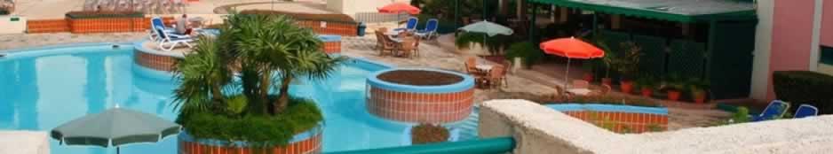 Hotel Los Delfines, Varadero, Cuba
