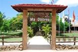 Entrance of Hotel María Dolores
