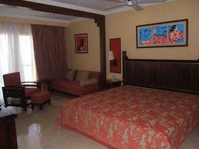Habitación de Hotel Iberostar Laguna azul,Varadero