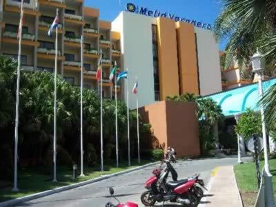 Melia Varadero Hotel Entrance