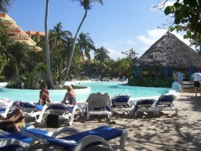 Hotel Melia Varadero Pool Area