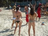 Melia Varadero beach games