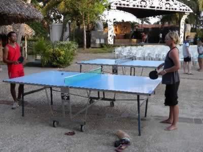Hotel Melia Varadero Table Tennis