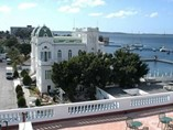 Hotel Palacio Azul - View of the Yacht Club