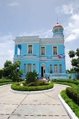 Palacio Azul Imagen 0