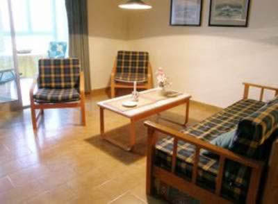 Hotel Acuario Habitacion