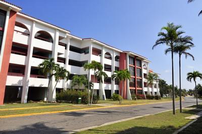 Hotel Acuario Vista