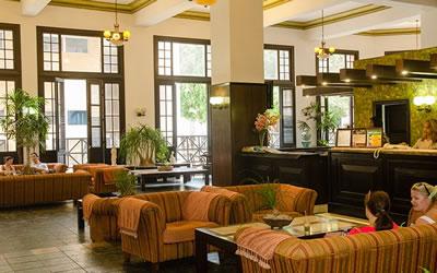 Hotel Ambos Mundos Lobby