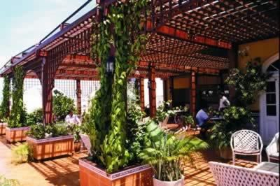 Hotel Ambos Mundos Restaurante