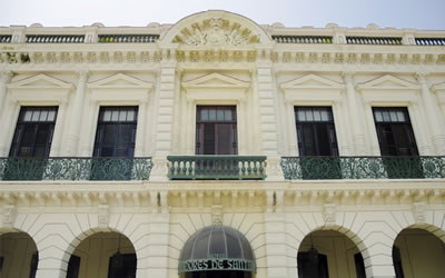 Hotel Armadores De Santander Fachada
