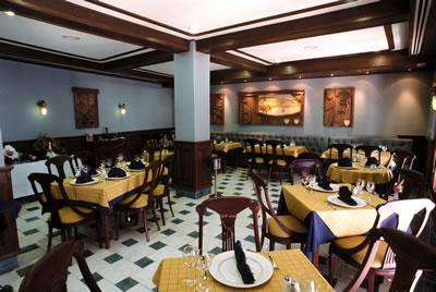 Hotel Armadores De Santander Restaurante Cantabria