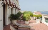 Hotel Armadores De Santander Terraza