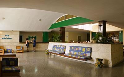 Hotel Atlantico Lobby