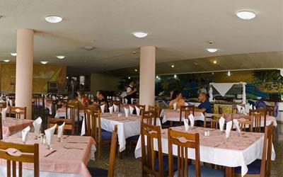 Hotel Atlantico Restaurant