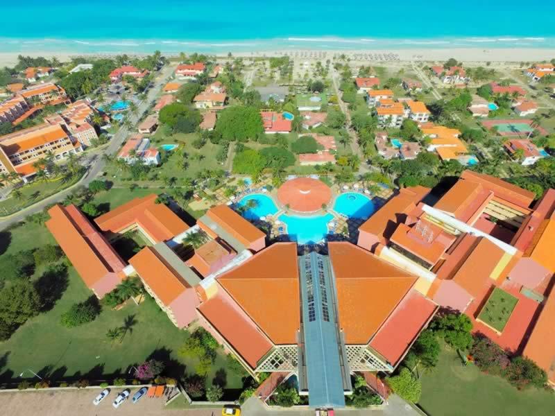 Hotel Be Live Experience Varadero aerial, Cuba