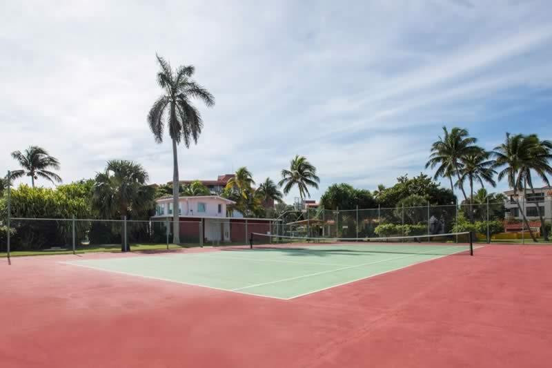 Hotel Be Live Experience Varadero tennis, Cuba