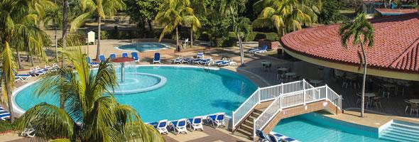Hotel Be Live Experience Varadero pool view, Cuba