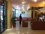 Lobby of hotel Bella Habana