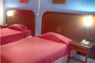 Habitación del hotel Bella Habana