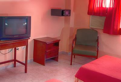 Standard room of hotel Bella Habana