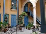 Hotel Beltran De Santa Cruz Patio