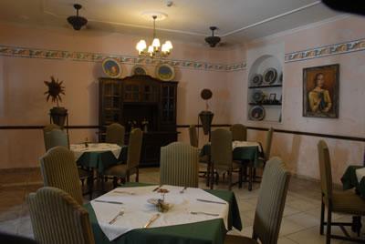 Hotel Beltran De Santa Cruz Restaurante