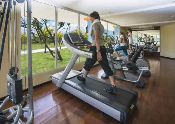 Hotel Blau Costa Verde Gym
