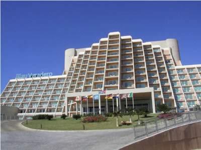 Hotel Blau Varadero Entrance
