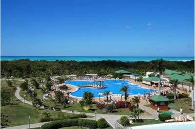 Hotel Blau Varadero piscina